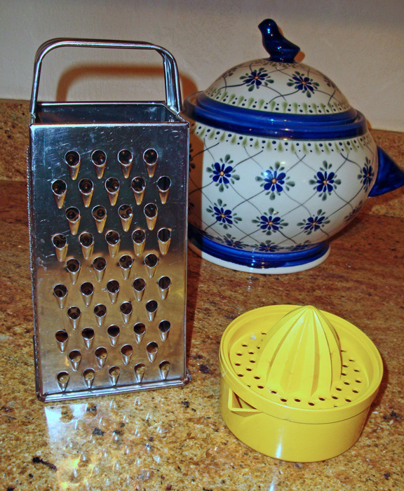 grater and squeezer sm